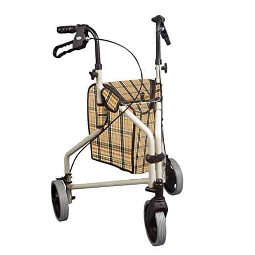 Small Walker For Elderly People With Small Spaces