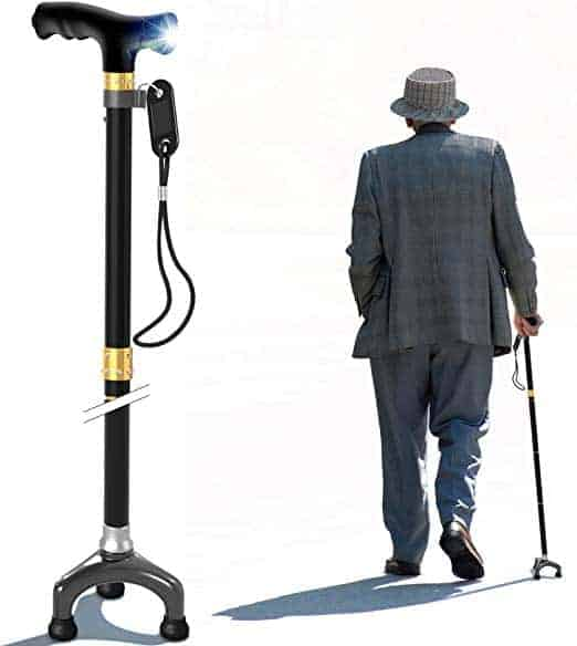 Walking Cane For Stability