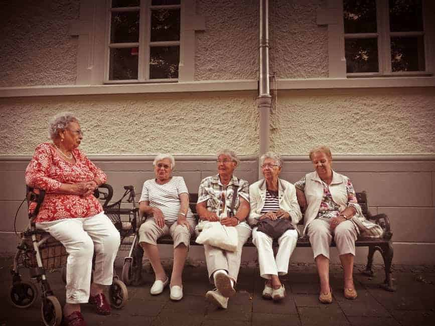 chair based exercises for the elderly