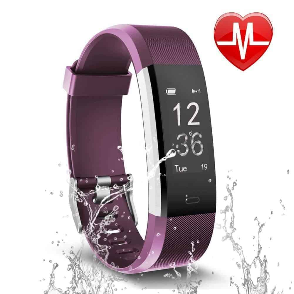 easy to use fitness tracker for seniors